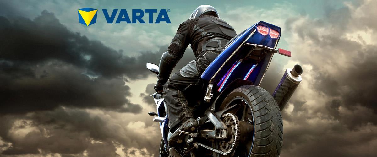 baterie pro motocykly