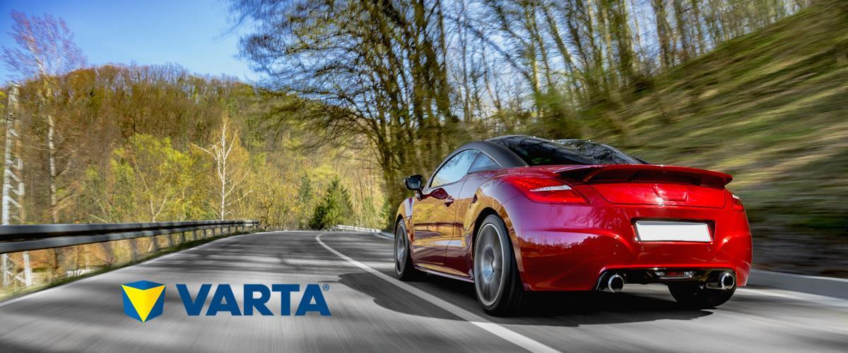 baterie pro osobní automobily